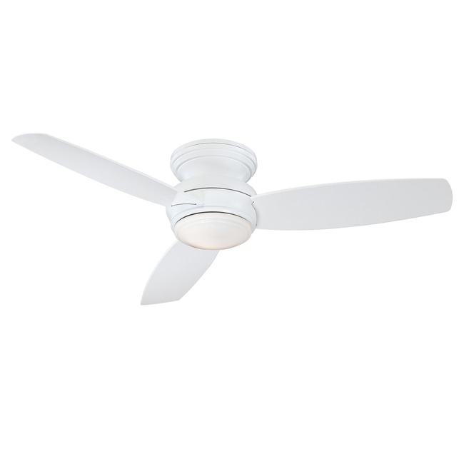 Traditional Concept Indoor / Outdoor Ceiling Fan with Light  by Minka Aire