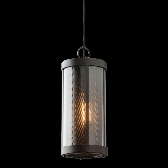 Bluffton 1 Light Pendant by Feiss   P1292ORB