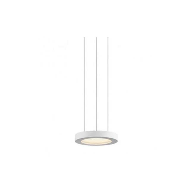 Chromaglo LED Bright White Round Pendant by SONNEMAN - A Way of Light   2405.03