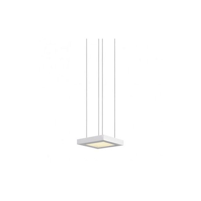 Chromaglo LED Bright White Square Pendant  by SONNEMAN - A Way of Light