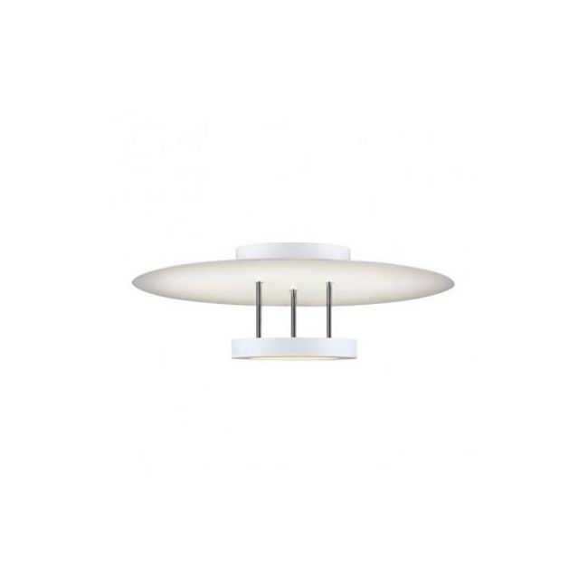 Chromaglo LED Bright White Round Reflector Semi Flush by SONNEMAN - A Way of Light | 2409.03
