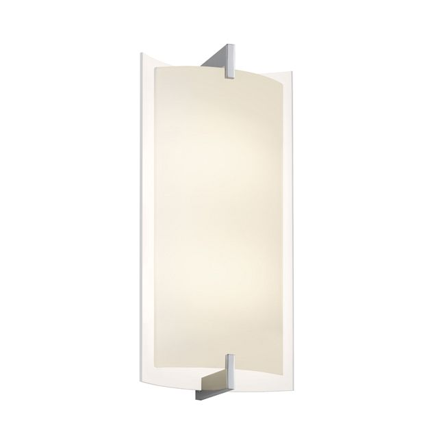 Double Arc LED Wall Sconce by SONNEMAN - A Way of Light   2452.01