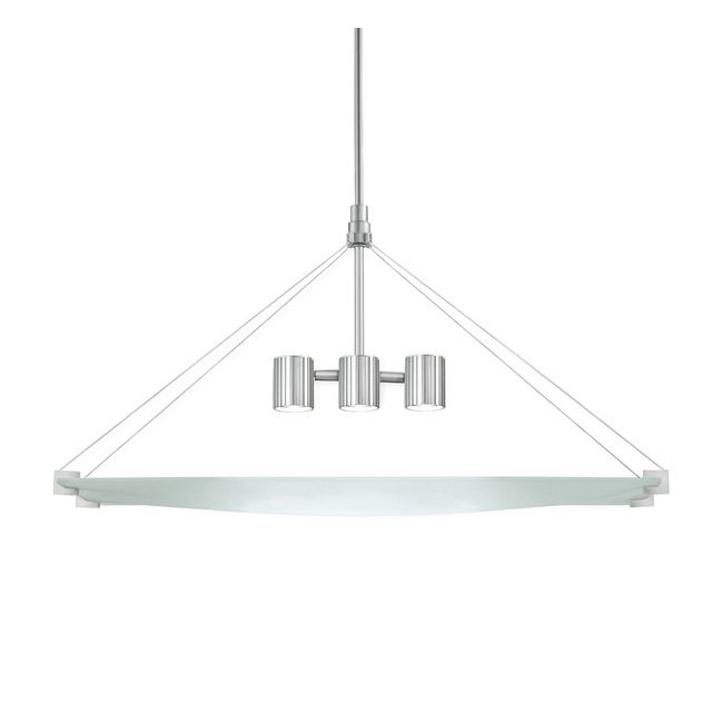 Handkerchief Linear Pendant by SONNEMAN - A Way of Light | 3400.04