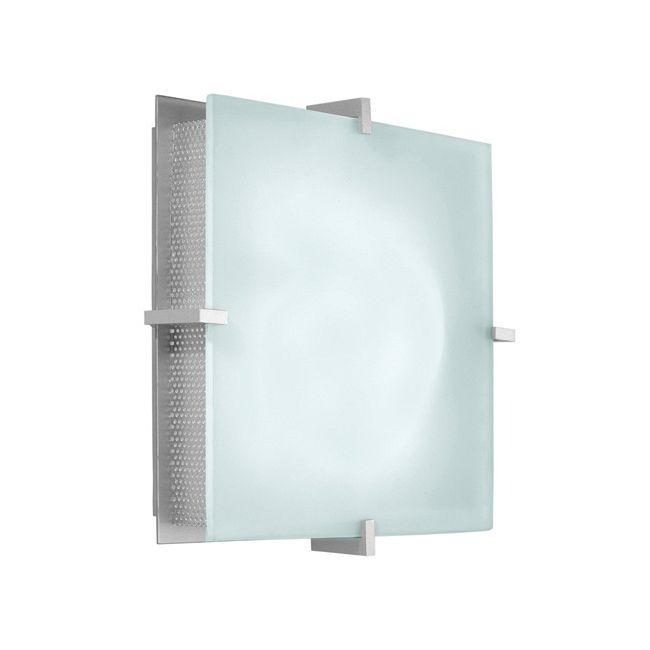 Handkerchief Square Wall Sconce by SONNEMAN - A Way of Light | 3405.04