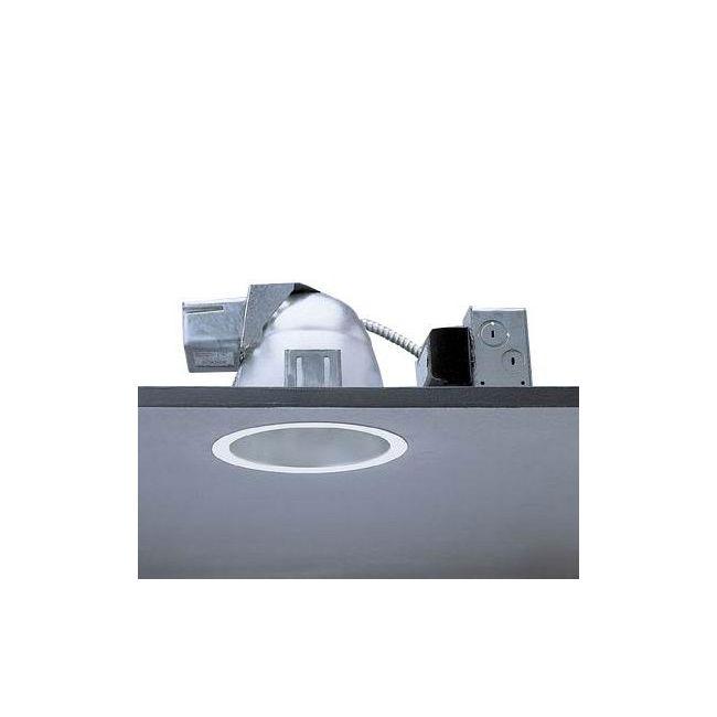 Calculite 8096F 7 Inch CFL Fresnel Lens Downlight Trim by Lightolier | 8096FWHW