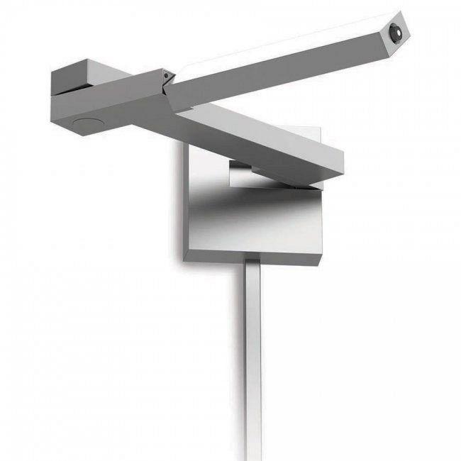 Flip Left LED Swing Arm Lamp by dweLED by WAC Lighting | BL-1021L-TT