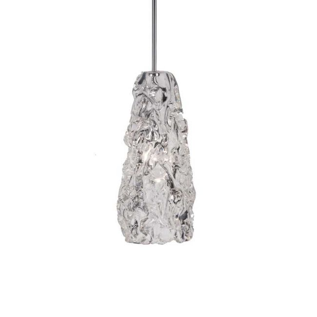 QP Ice Pendant by WAC Lighting   QP960-CL/CH