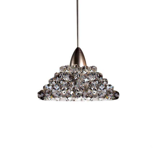 QP Giselle LED Pendant by WAC Lighting | QP-LED543-BI/BN