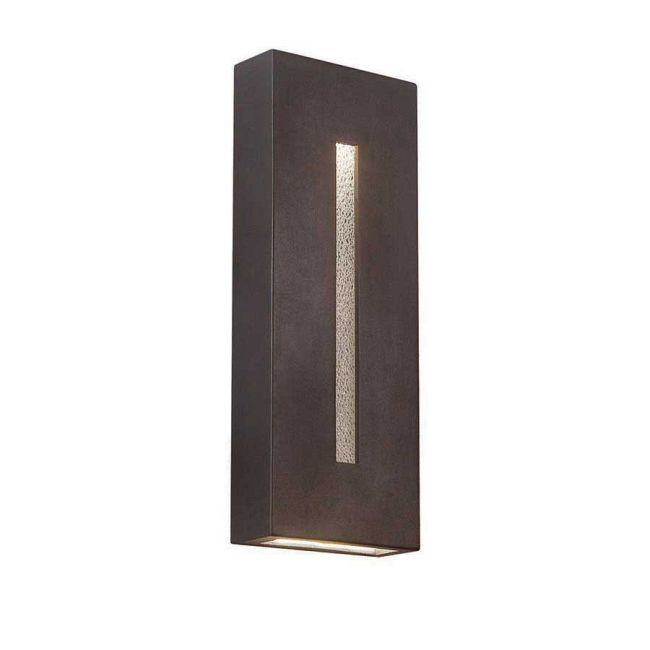 Tao Outdoor Wall Light by dweLED by WAC Lighting | WS-W5318-BZ