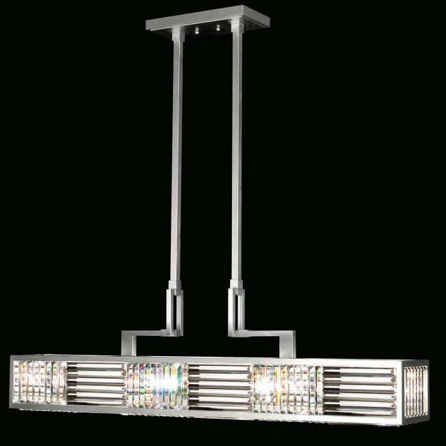Crystal Enchantment Linear Pendant by Fine Art Lamps   812240