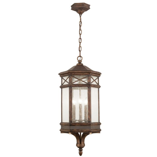 Holland Park Outdoor Pendant by Fine Art Lamps | 837082