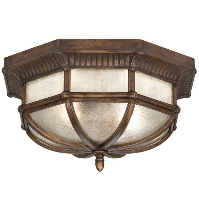 Holland Park Outdoor Flush Mount  by Fine Art Lamps