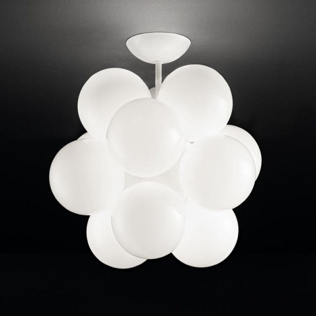 Babol Ceiling Semi Flush Mount  by De Majo