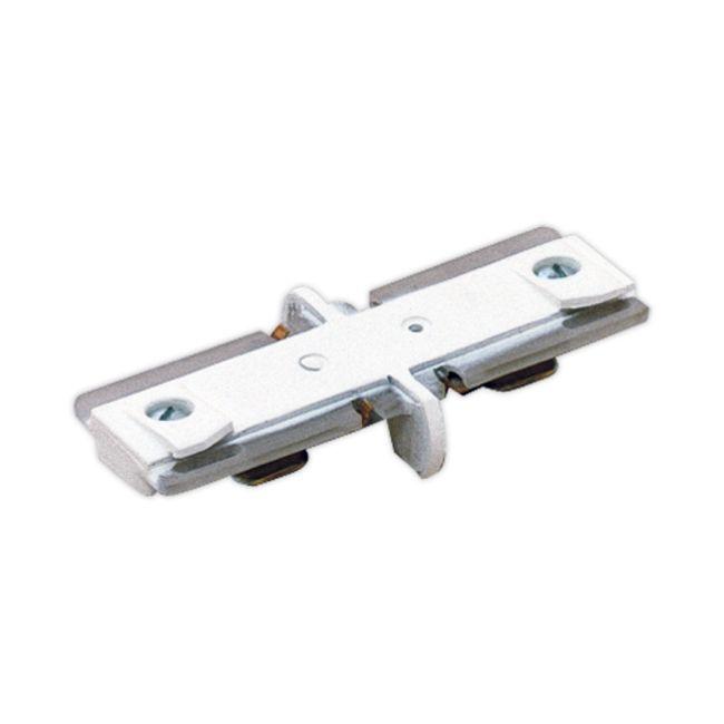Lytespan Basic Track 6049 Mini Coupler by Lightolier | 6049nwh