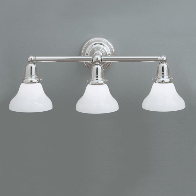 Coventry Bath Bar by Norwell Lighting   8126-CH-SO