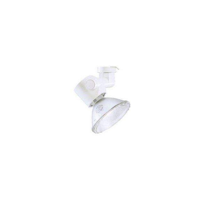 Lytespan 8201 Par-Tech Low Profile Track Head by Lightolier | 8201wh