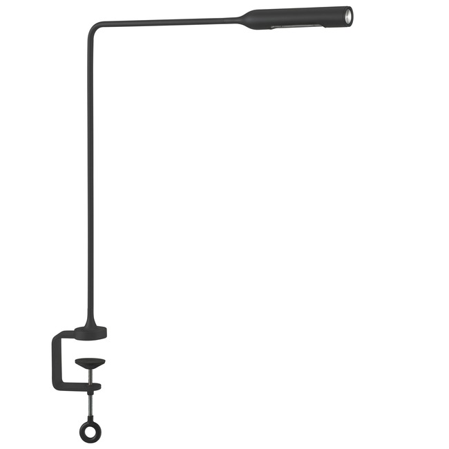 Flo Clamp LED Desk Lamp by Lightology Collection | FLO 955-01