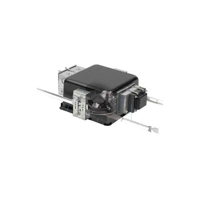 Evolution C3LV 3 Inch Non-IC Magnetic Frame-In Kit 120/277V by Lightolier | c3lv