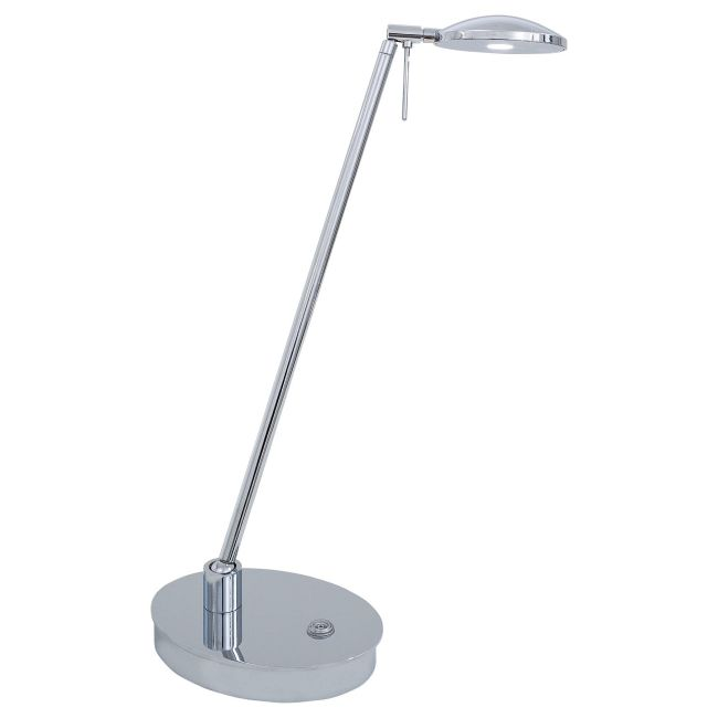 Georges Reading Room LED Round Head Desk Lamp by George Kovacs | P4336-077