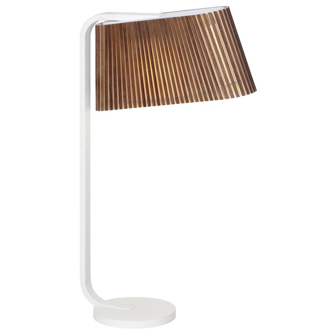 Owalo Table Lamp by Secto Design   SD-7020I-WA