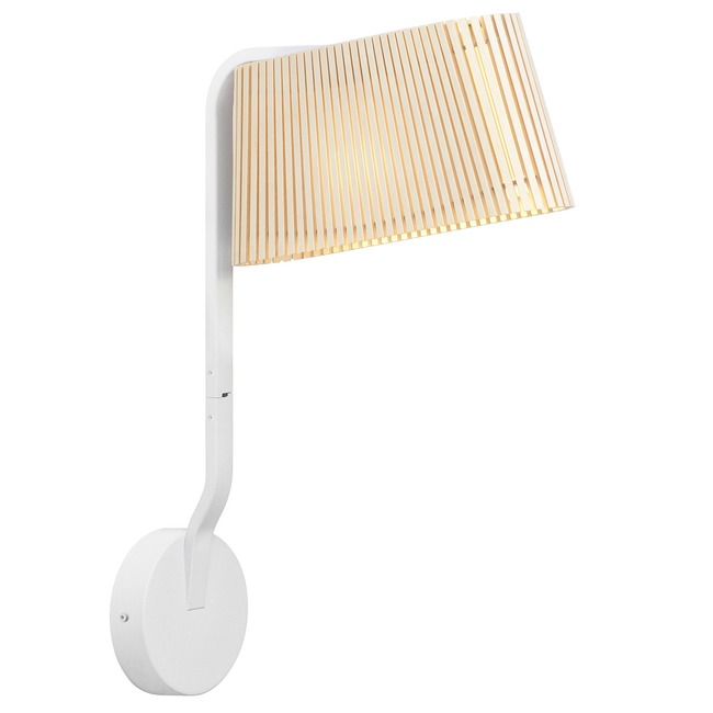 Owalo Wall Sconce by Secto Design | SD-7030I-BI