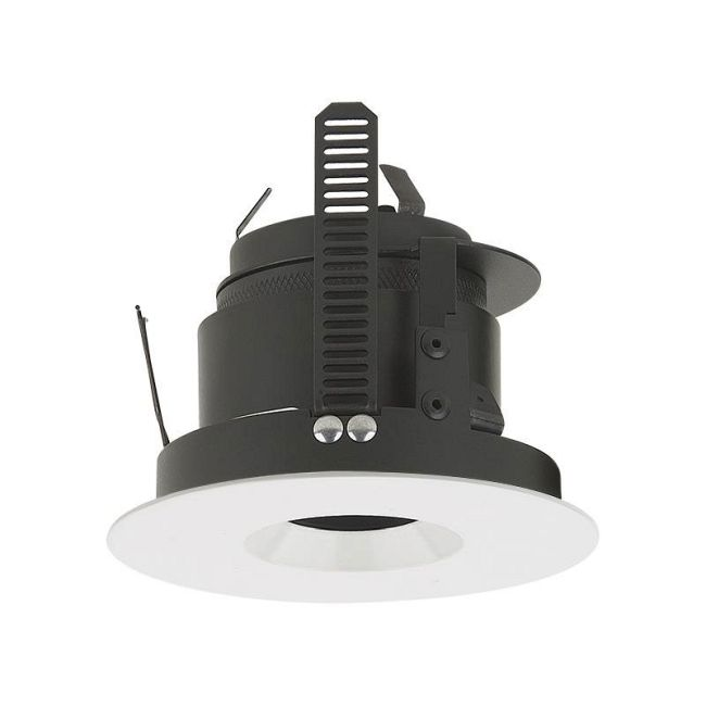 Evolution C3MRPA 3 Inch MR16 Adjustable Pinhole Trim by Lightolier | C3MRPAWHFT