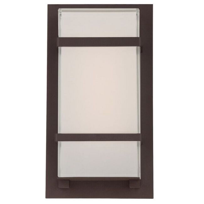 Phantom Outdoor Wall Light by Modern Forms | WS-W1611-BZ