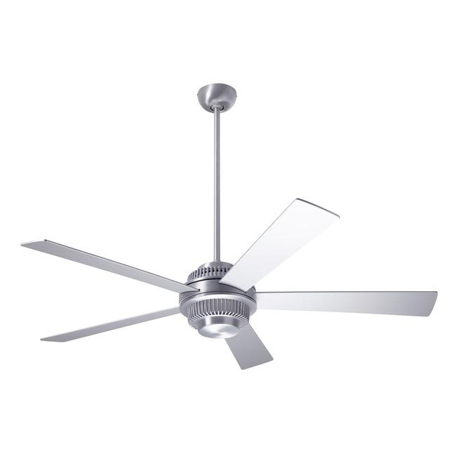 Solus Ceiling Fan No Light by Modern Fan Co. | SOL-BA-52-AL-NL-003