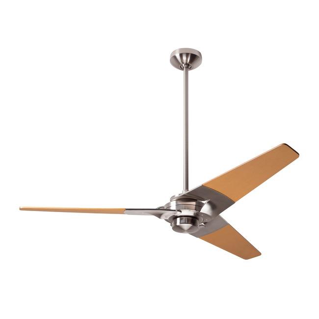 Torsion Fan No Light by Modern Fan Co  by Modern Fan Co.