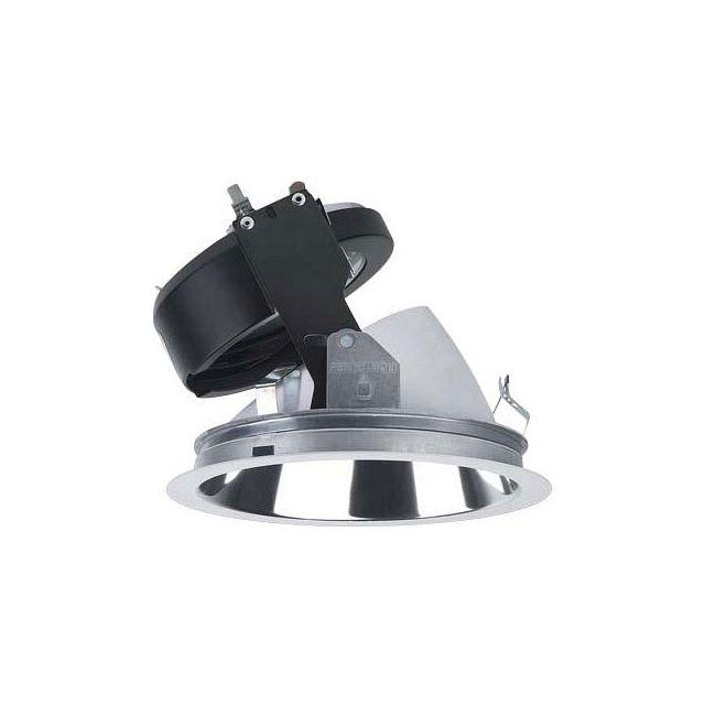 Evoluton C4MRW 4.5 Inch MR16 Lensed Adjustable Trim by Lightolier   C4MRWCLP