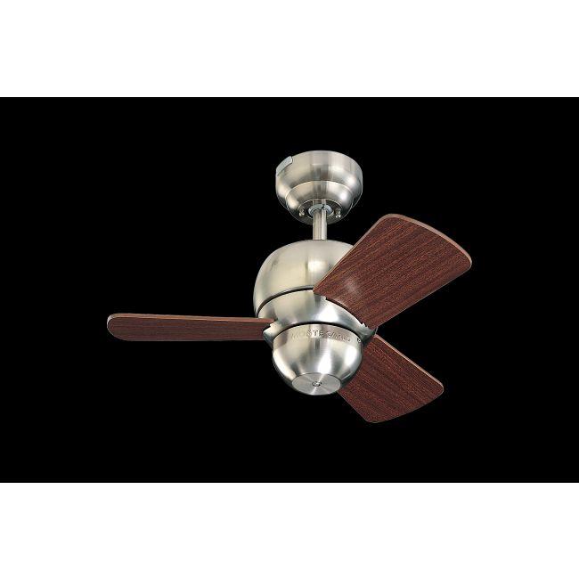 Micro Ceiling Fan by Monte Carlo | 3TF24BS