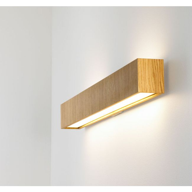Quadrat Wall Sconce by B.Lux | BL-QUADRAT-C/W-120X10-OK