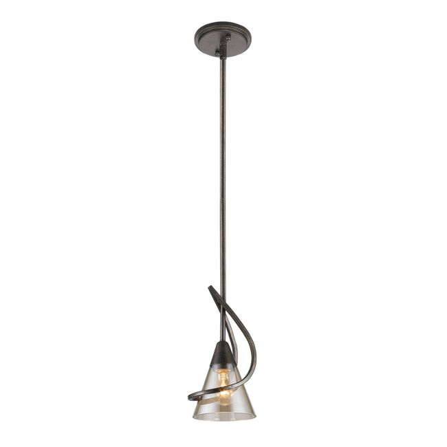 Olympia Pendant by Golden Lighting   1648-M1L BUS
