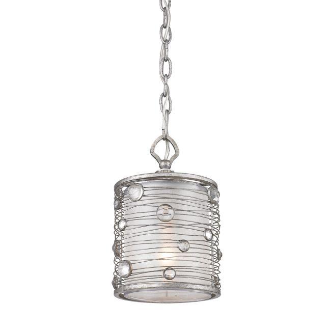 Joia Mini Pendant  by Golden Lighting