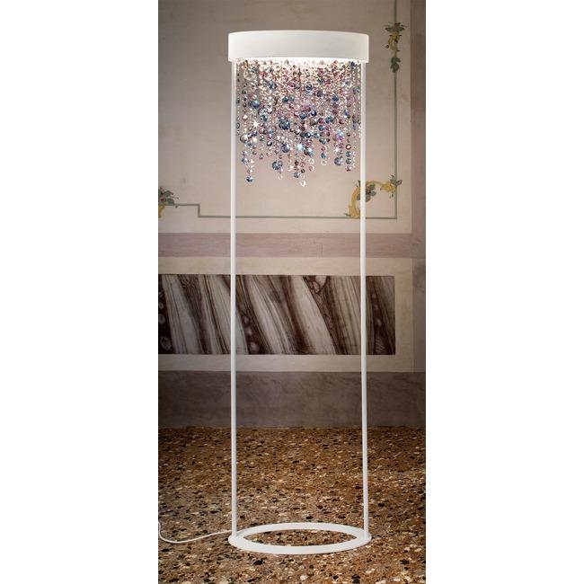Ola Floor Lamp by Masiero | OLA STL2 WH-M