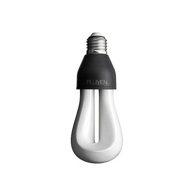 Plumen 002 LED Medium Base 4W 120V  by Plumen