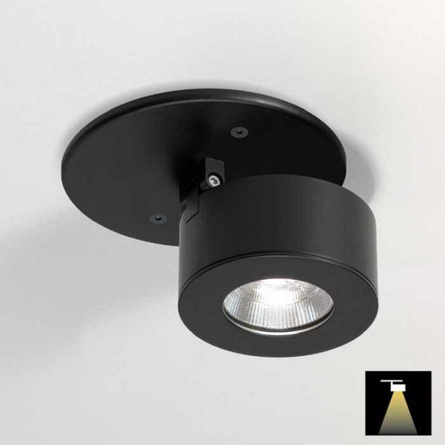 Favilla Flush LED Ceiling or Wall Spot 50 Degree by Axo Mindled | K810540413