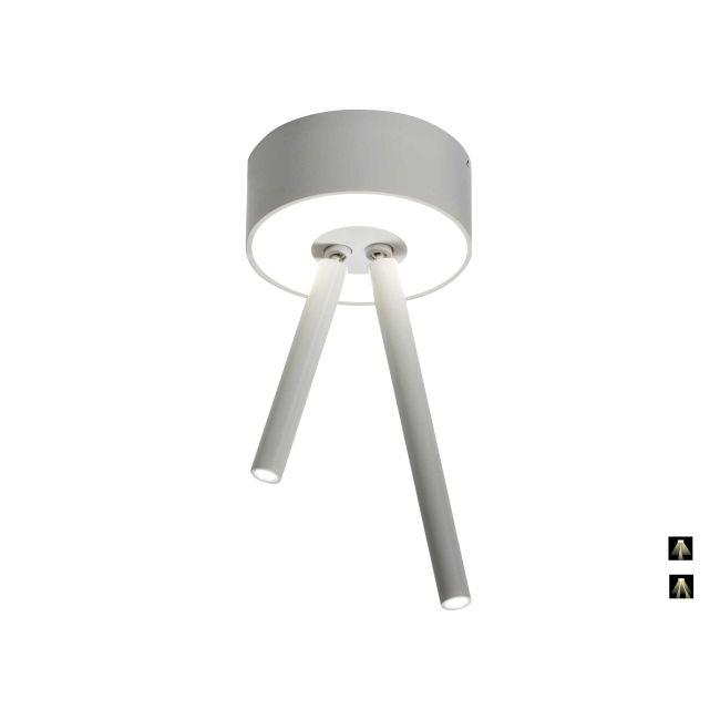 Virtus 2-Light Adjustable Ceiling  by Axo Mindled   K310100712