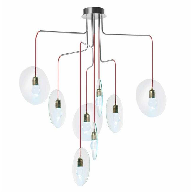 Oda LED Multi-Light Pendant by El Torrent | TUS.OD.003.03