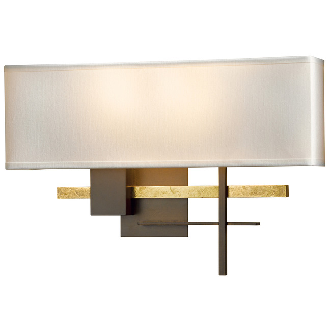 Cosmo Wall Sconce Brass  by Hubbardton Forge