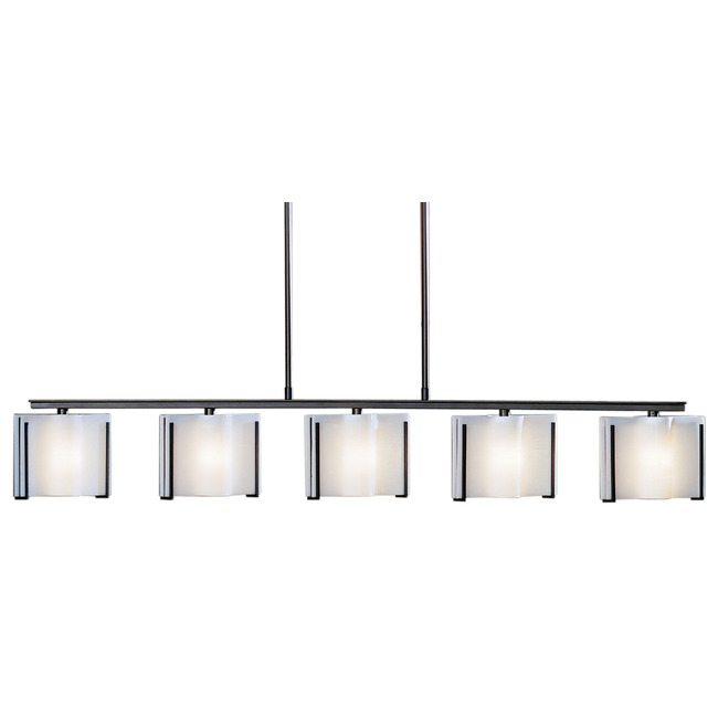 Exos Linear Adjustable Pendant  by Hubbardton Forge