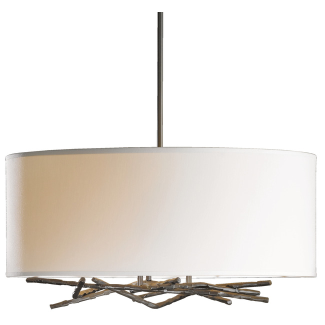 Brindille Drum Pendant  by Hubbardton Forge