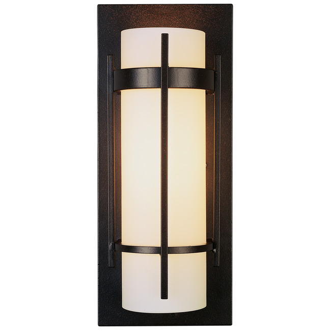 Banded with Bar Wall Light by Hubbardton Forge | 205892-1000