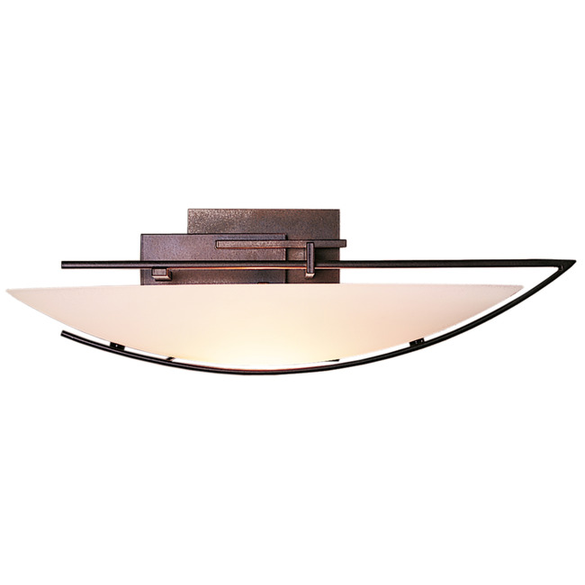 Ondrian Oval Wall Light  by Hubbardton Forge
