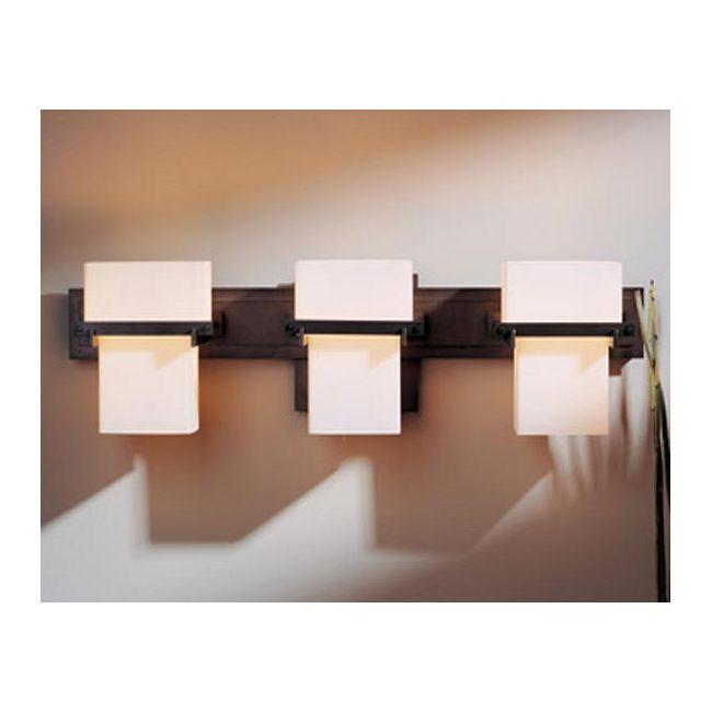 Kakomi 3 Light Bathroom Vanity Light by Hubbardton Forge   207833-1008
