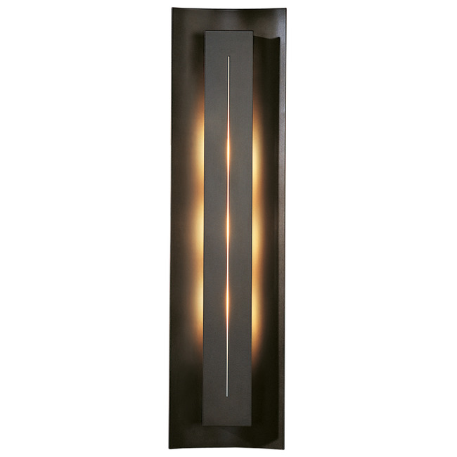 Gallery Curved Wall Light  by Hubbardton Forge