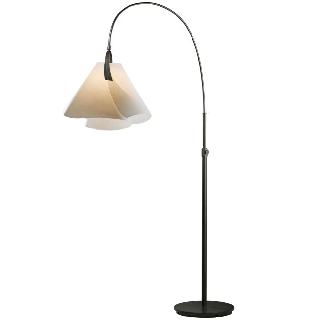 Mobius Arc Floor Lamp  by Hubbardton Forge