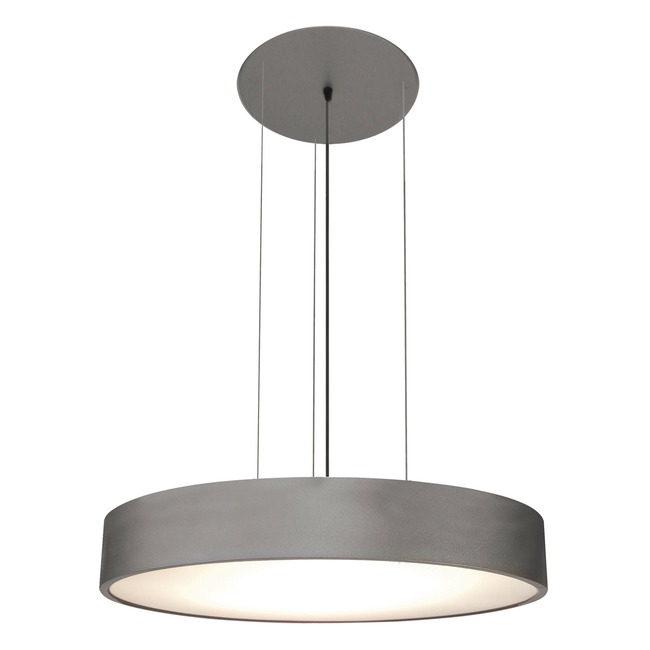 Vega Round Suspension  by PureEdge Lighting