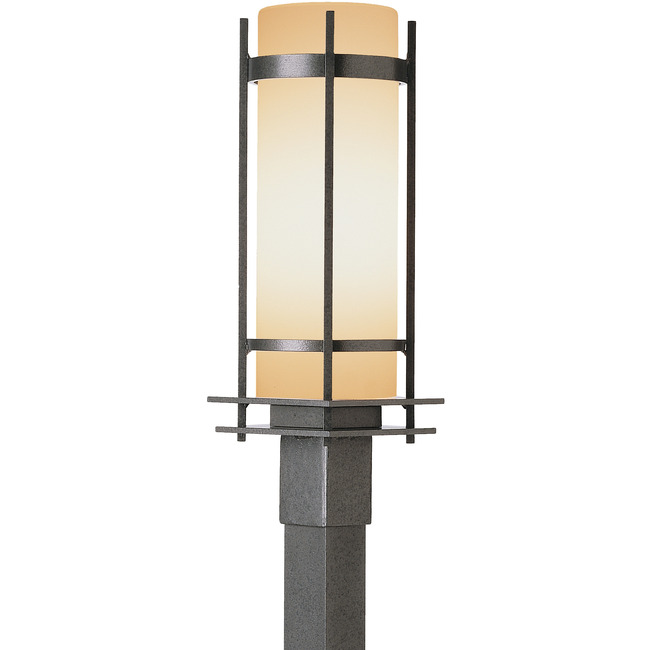 Banded Outdoor Post Mount  by Hubbardton Forge