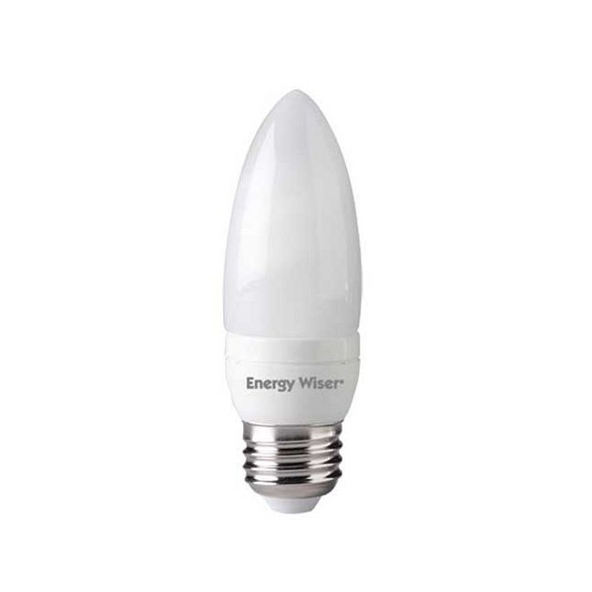 B13 Torpedo Medium Base 7W CFL 2700K 120V   by Bulbrite
